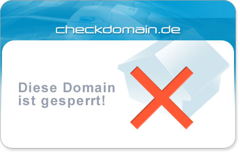 Domainregistrierung, Webhosting, Domainreservierung, Homepage